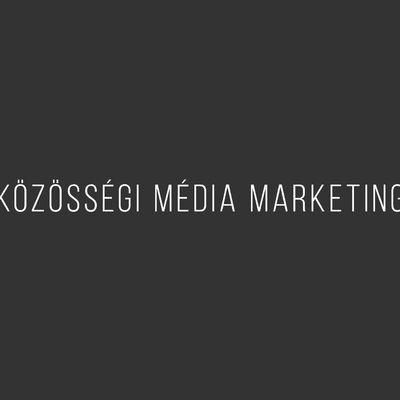 Közösségi média marketing fogalma