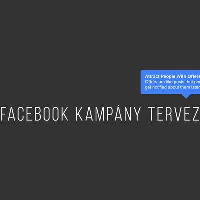 Facebook kampány tervezése