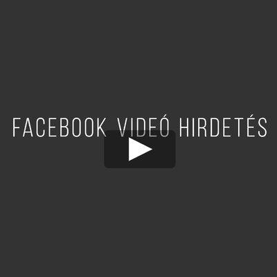 Facebook videó hirdetés