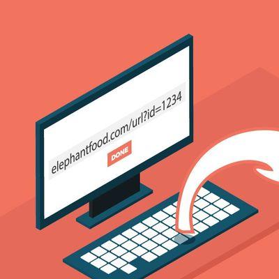 Az URL paraméterezés